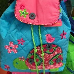 Stephen Joseph Turtle Backpack